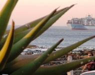Container Ship, Sea Point