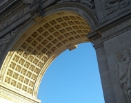 Washington Square Arch, NYC