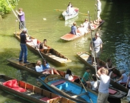 Punting, Oxford