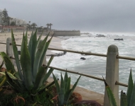 Sea Point seascape